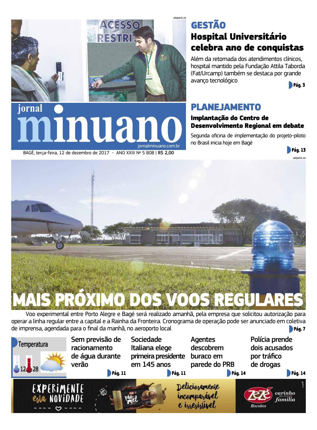 20171212 by Jornal Minuano - issuu 148532bc07698