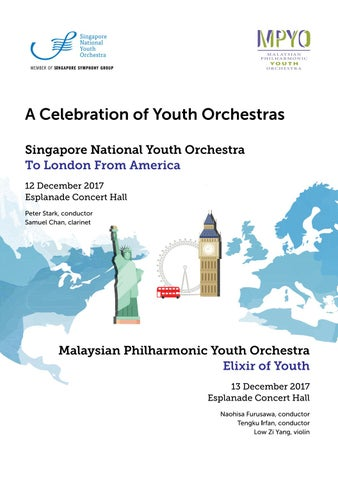 A Celebration of Youth Orchestras: SNYO and MPYO by