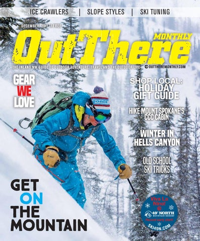 8f01f811fb1 Out There December 2017 by Out There Outdoors - issuu