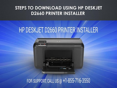 Miraculous How To Download Your Hp Deskjet D2660 Printer Installer By Download Free Architecture Designs Osuribritishbridgeorg