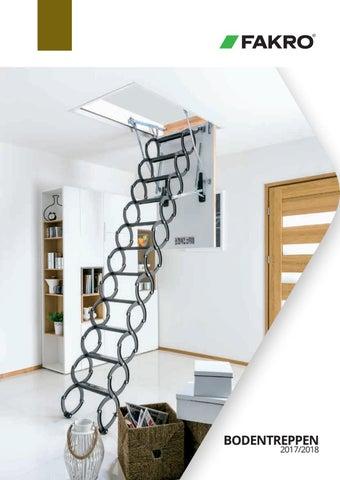 FAKRO Bodentreppe LML LUX mit Metallleiter 60 x 120 x 280