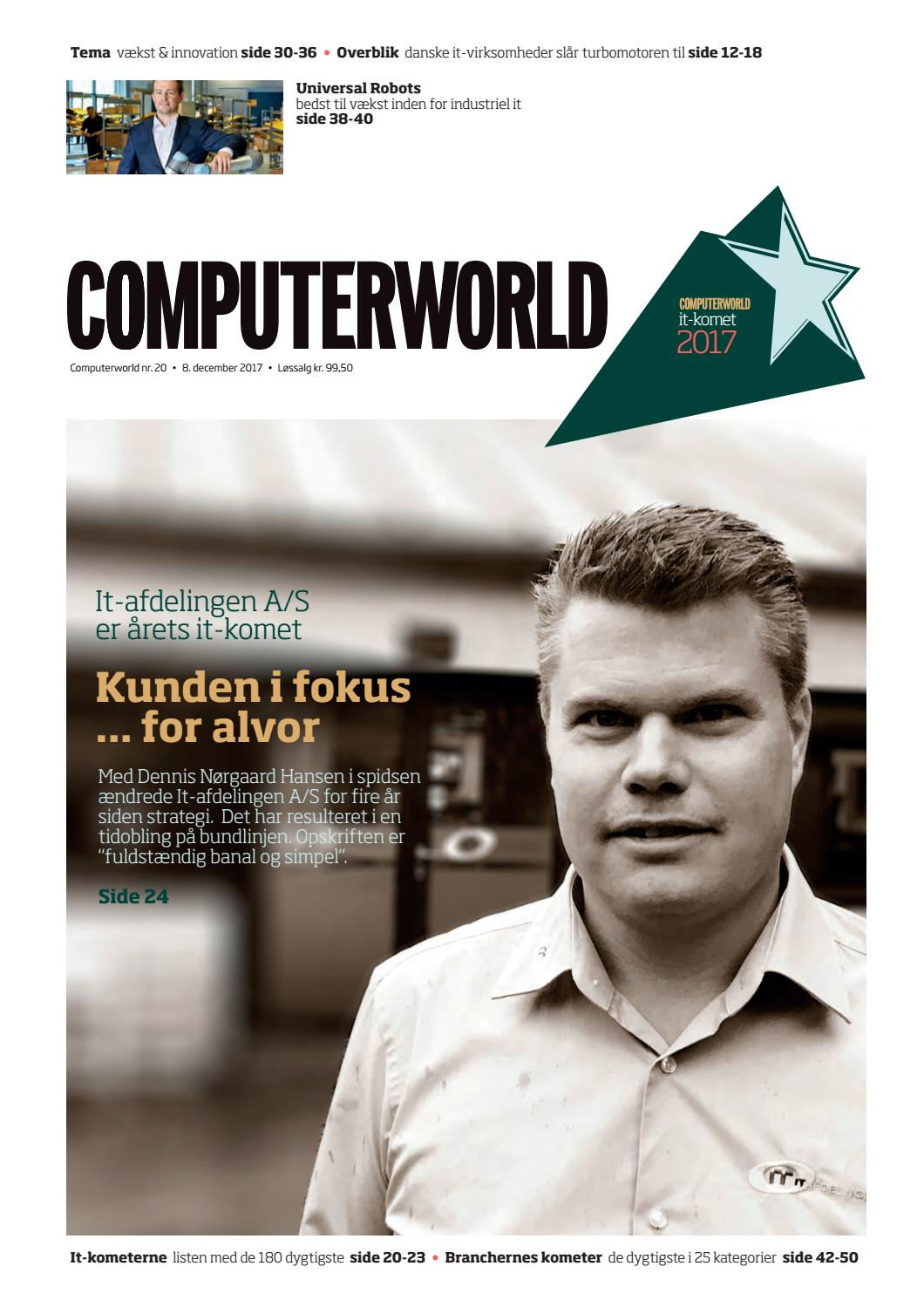 9d97612f6f22 Computerworld it komet 2017 by Computerworld A S - issuu