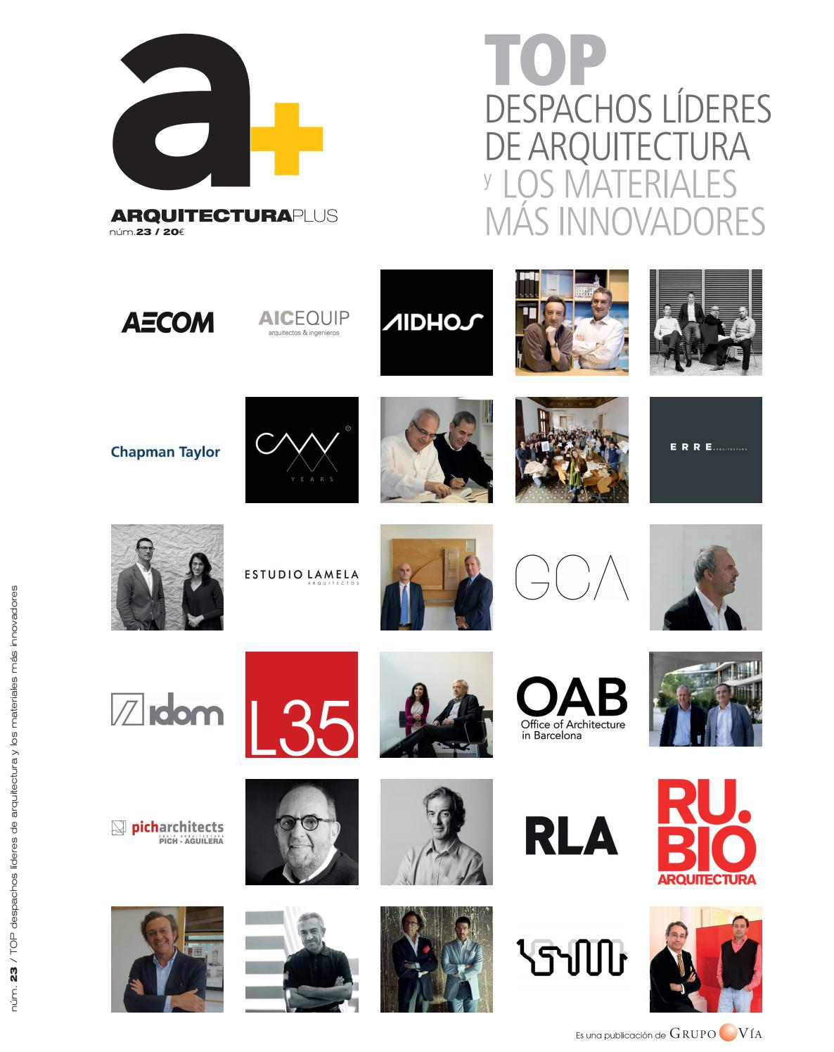 Arquitectura Plus 23 by Grupo Vía - issuu