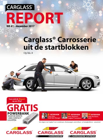 carglass report 41 nl by carglass issuu. Black Bedroom Furniture Sets. Home Design Ideas