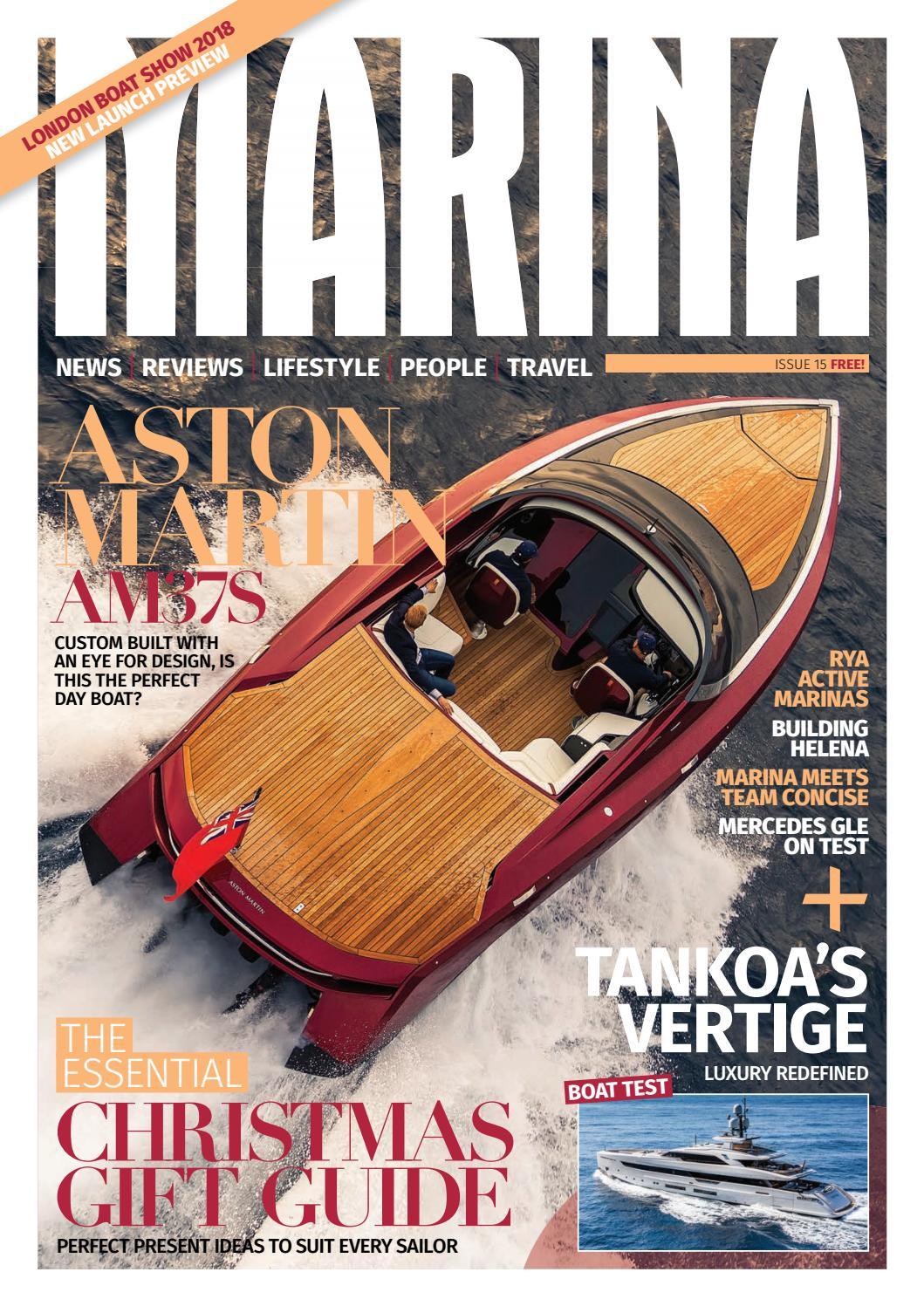 Marina Magazine issue 15 by Marina Magazine - issuu