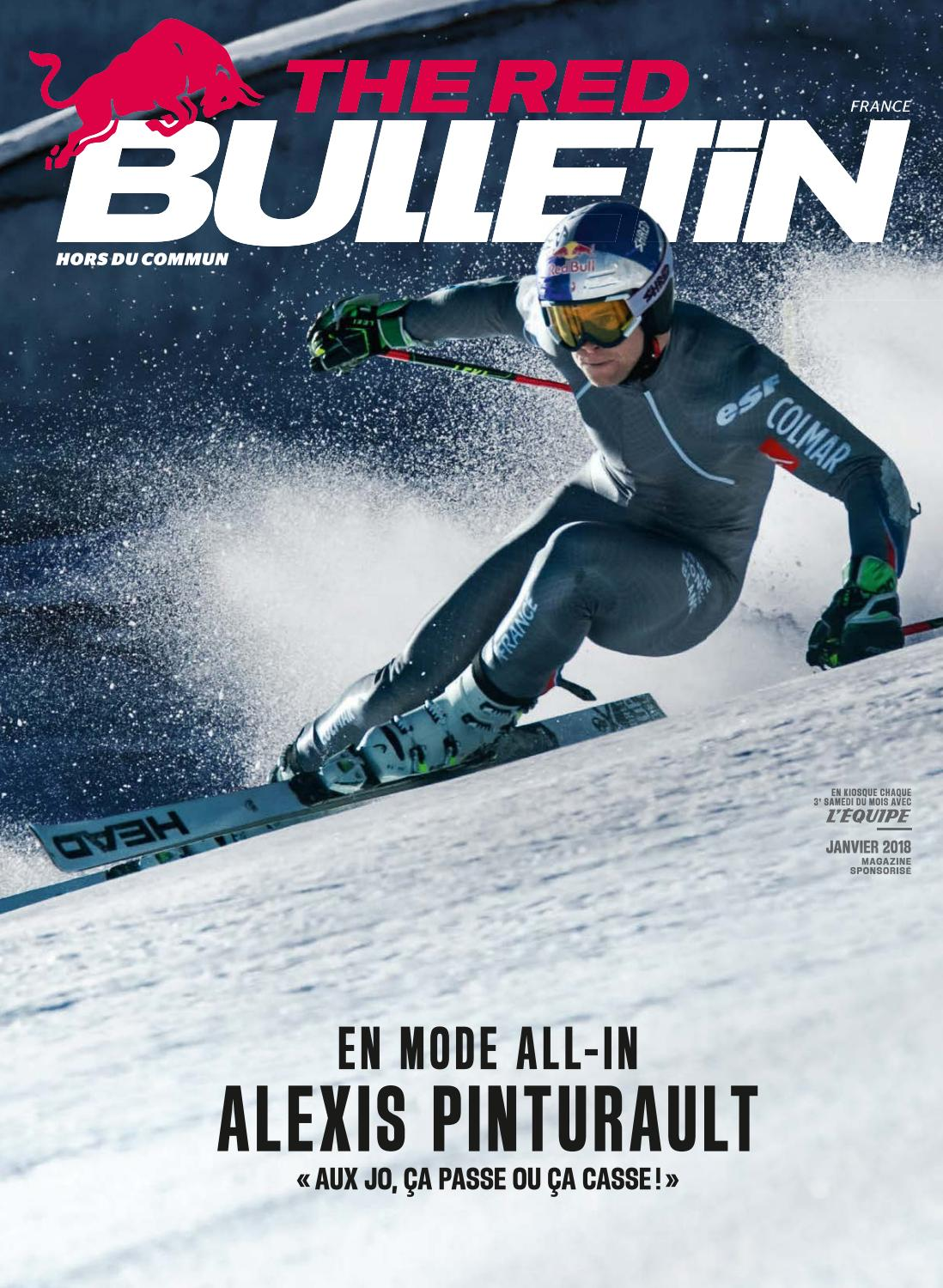 The Red Bulletin Janvier 2018 - FR by Red Bull Media House - issuu d442799c83c