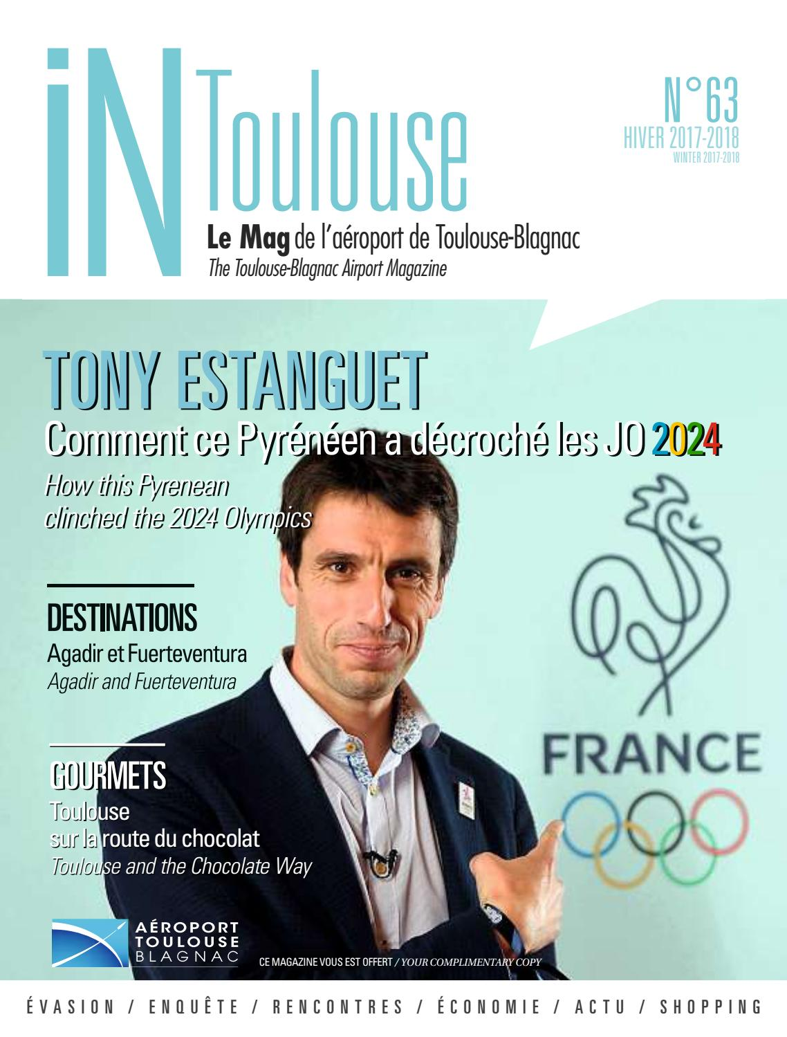 La Table À Jo Labège in toulouse n°63aéroport toulouse - issuu