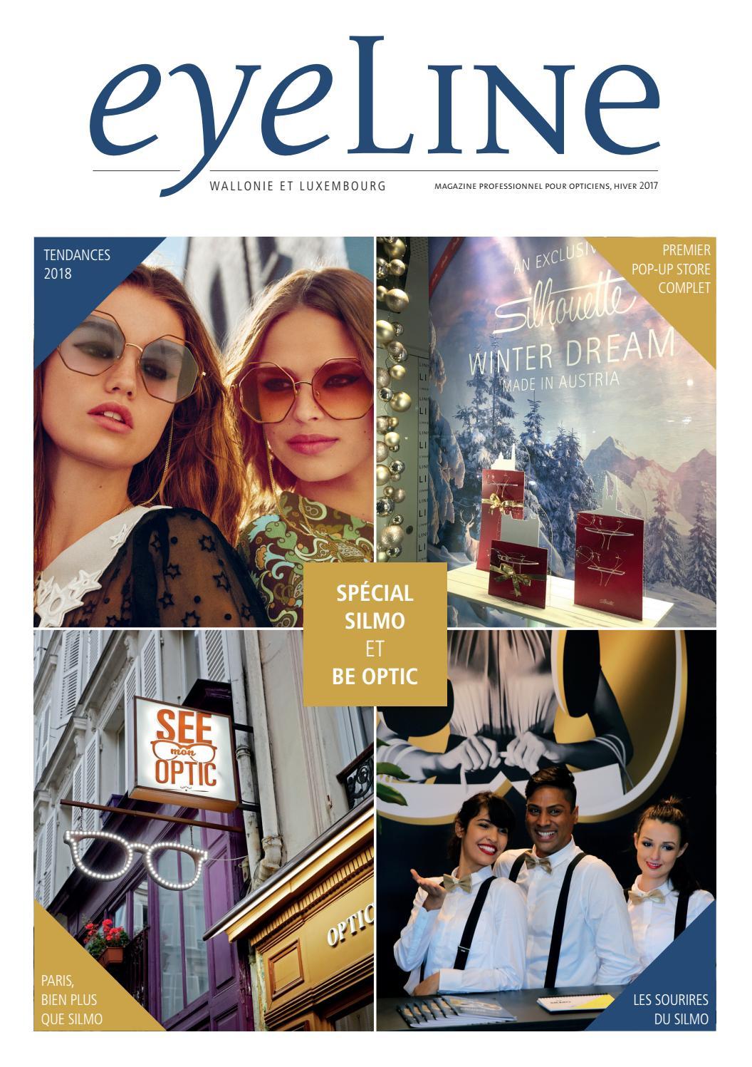 Eyeline Magazine Wallonie et Luxembourg 12-2017 by LT Media - issuu ec8fc6441cf6