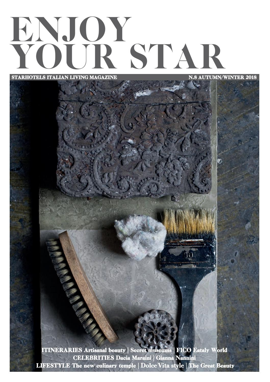 Enjoy your star n.8 by Gruppo Editoriale srl - issuu ead7a6195a50