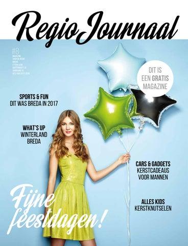 5aed8777903 Regiojournaal december/januari 2017/2018