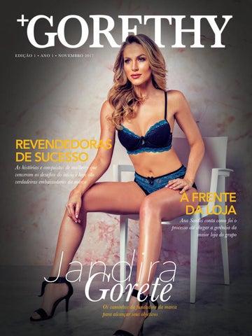 12c6226a2 Revista +Gorethy - 1ª Edição by Agência Mulis - issuu
