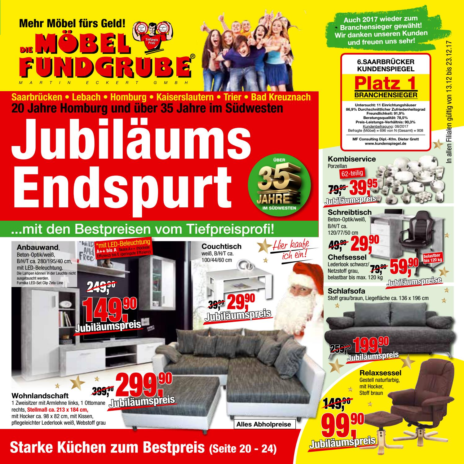 m bel fundgrube prospekt kw 50 by die m belfundgrube martin eckert gmbh issuu. Black Bedroom Furniture Sets. Home Design Ideas