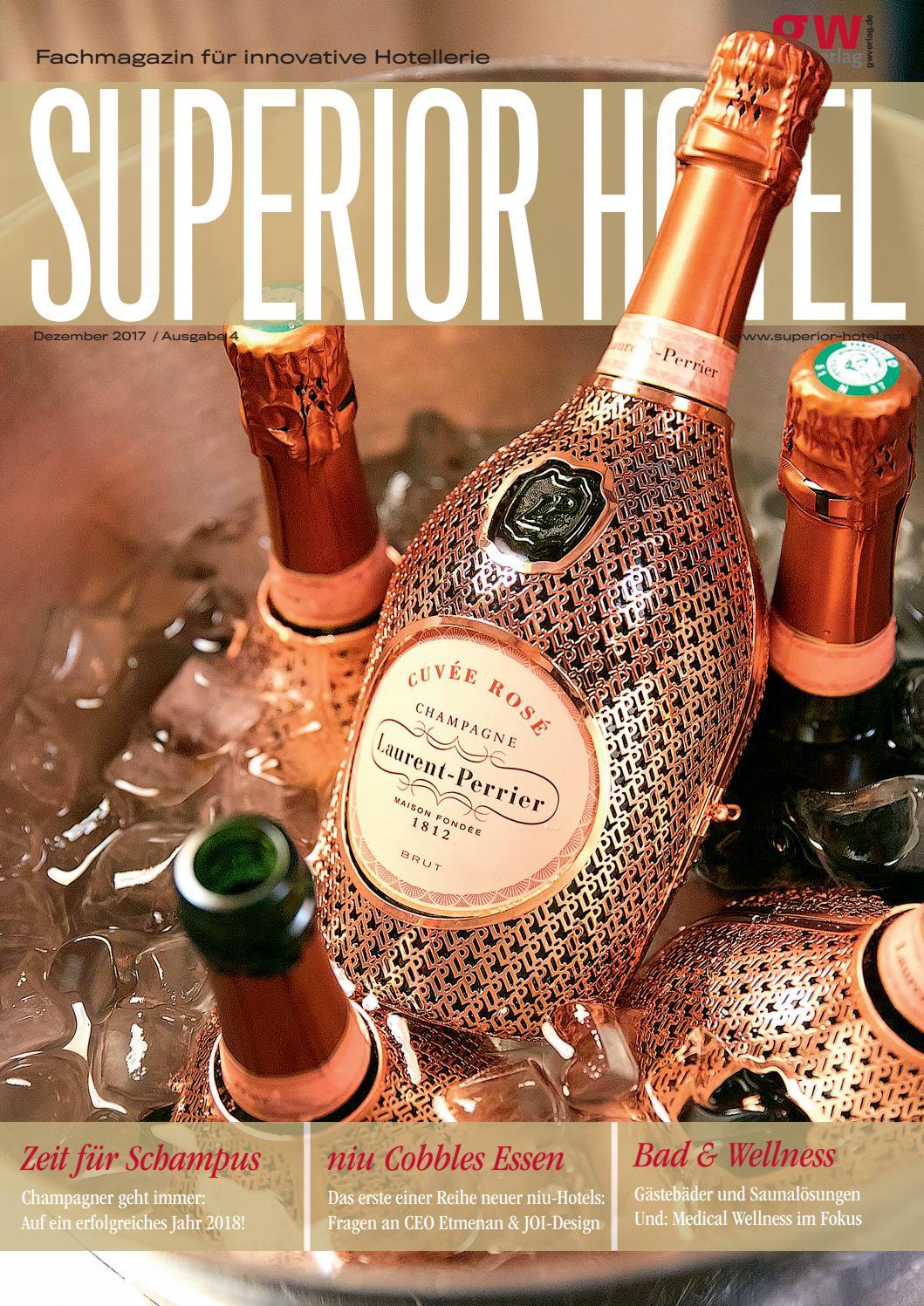 Superior Hotel 4/2017 by GW VERLAG - issuu