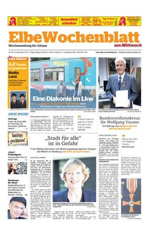 Altona KW50 2017 by Elbe Wochenblatt Verlagsgesellschaft mbH & Co