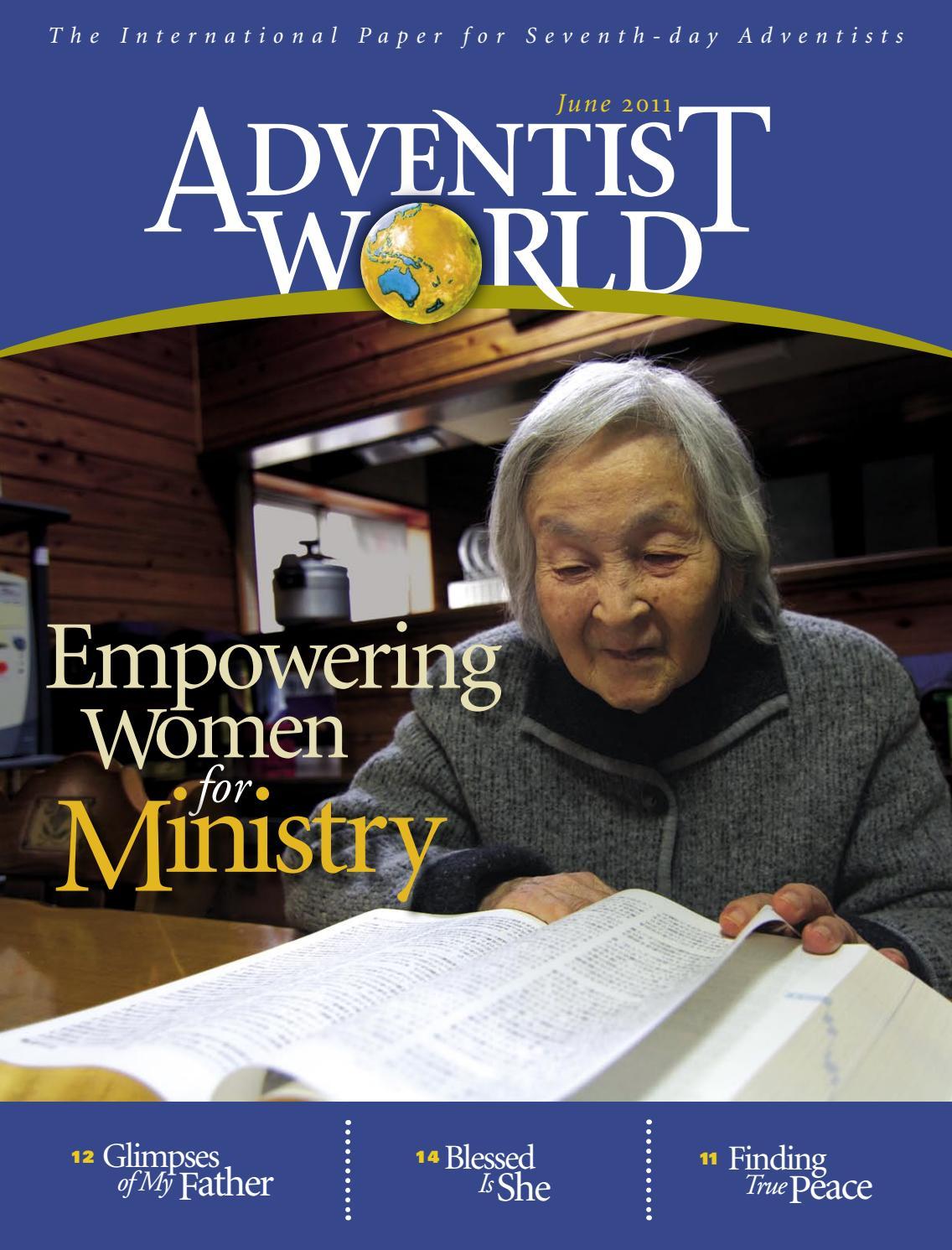 AW English - June 2011 pdf by Adventist World Magazine - issuu
