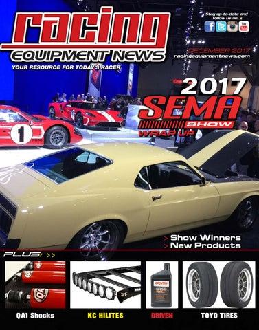 Racing Equipment News 1217 issue by Racing Equipment News - issuu