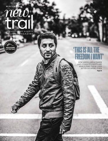 New Trail Winter 2017 By University Of Alberta Alumni Issuu