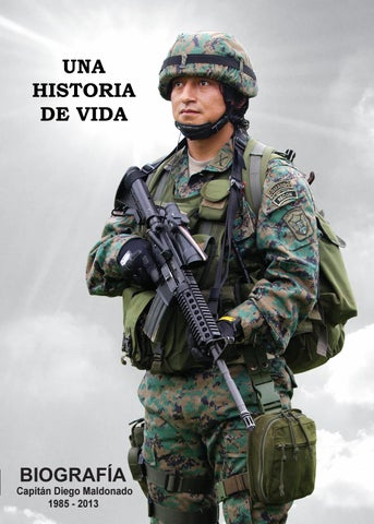Biografia Capitan Diego Maldonado by Centro de Estudios