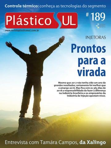 Plástico Sul 189 by Revista Plástico Sul - issuu 975264741f