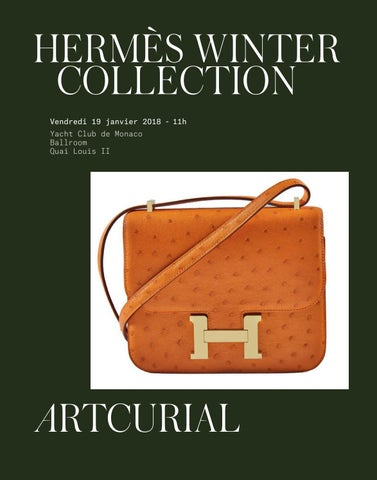 e4d54037594f Hermès Winter Collection by Artcurial - issuu