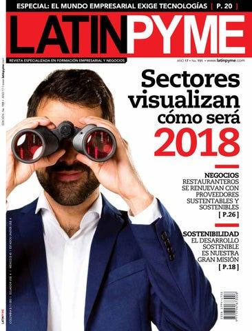 Edición Latinpyme No. 151