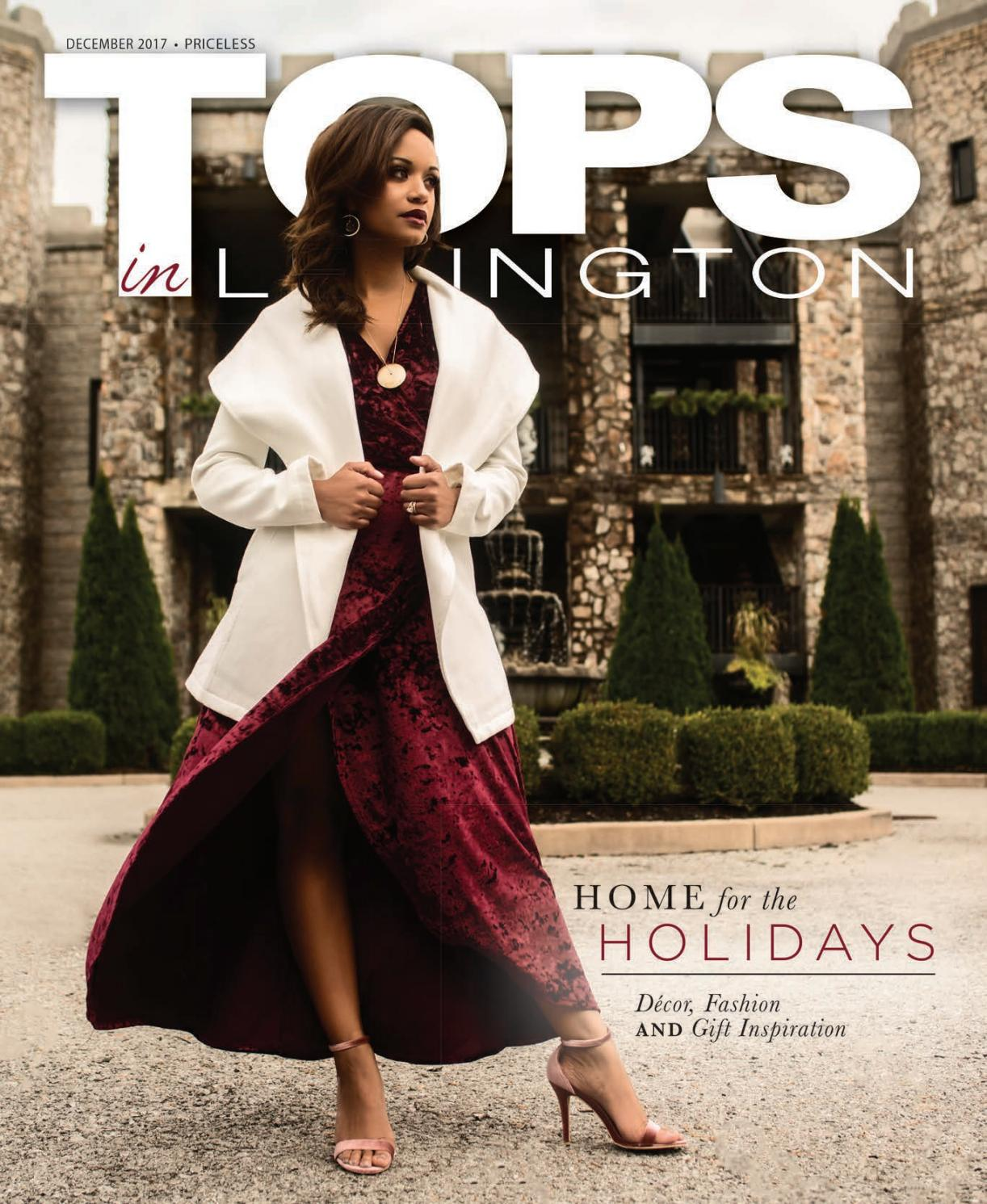 8d1cf2165bd499 Tops in Lexington Magazine by TOPS Magazine - issuu