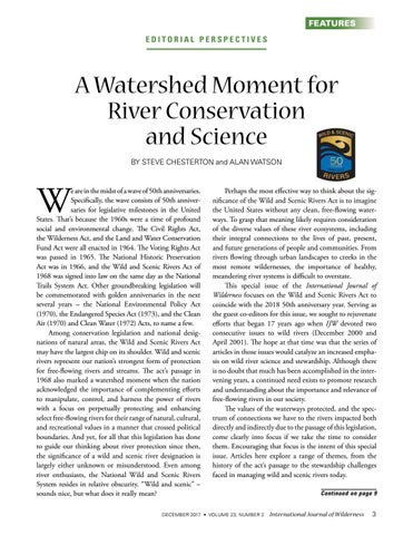 Page 4 of A Watershed Moment for River Conservation and Science