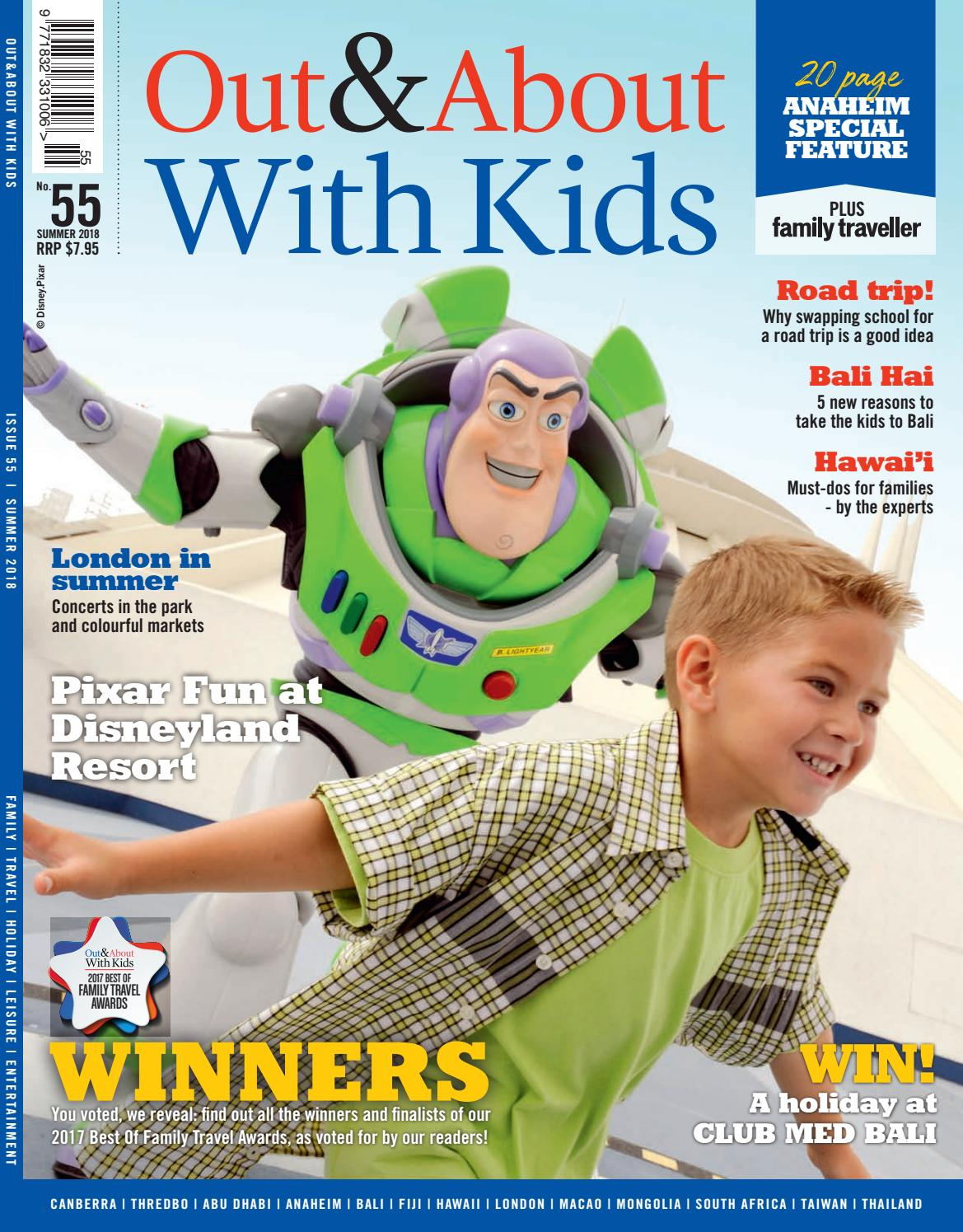 Out About With Kids 55 Summer 2018 By Issuu Snap Circuits Jr Select Green Elephant Toys