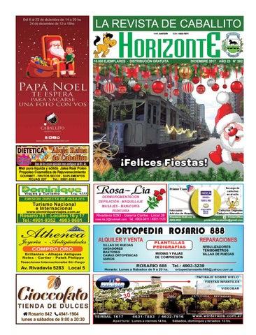 184057762af3 Horizonte 229 marzo 2015 by Revista Horizonte Caballito - issuu