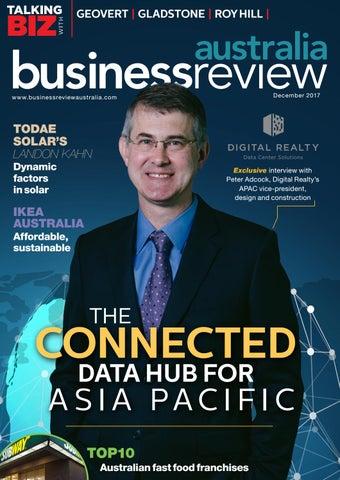 Business Review Australia - December 2017