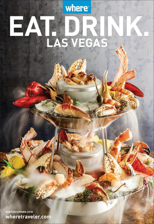 Las vegas best seafood buffets 2017