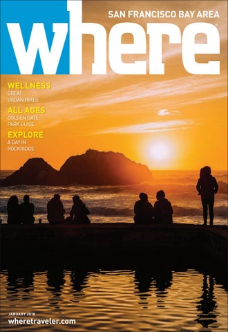 57734a07f372e Where Magazine San Francisco Jan 2018 by Morris Media Network - issuu