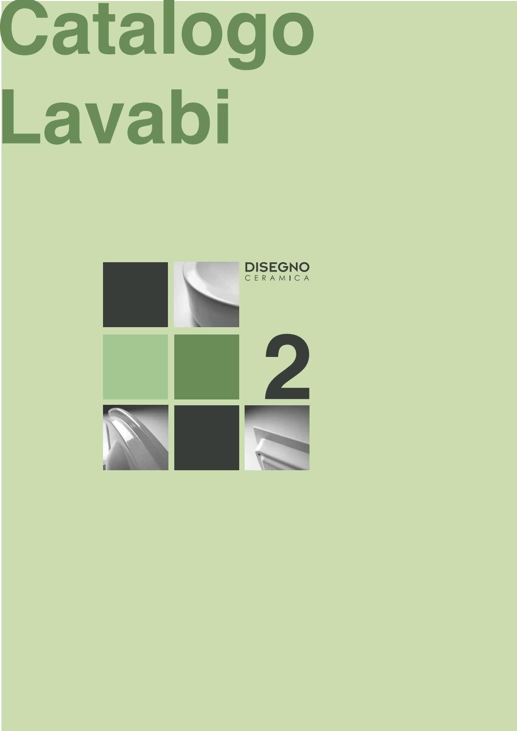 Disegno Ceramica Lavabi.Catalogue Lavabi 2 By Bathroom Gallery Issuu