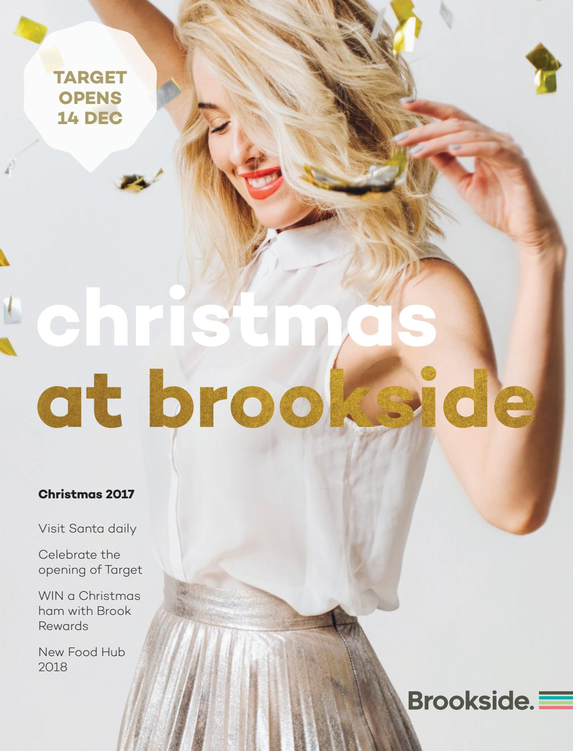 Christmas at Brookside by Brookside Shopping Centre - issuu