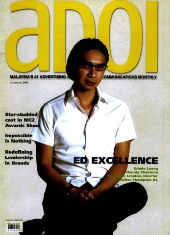 Adoi Malaysia 2004 September Issue by Sledgehammer Communications (M