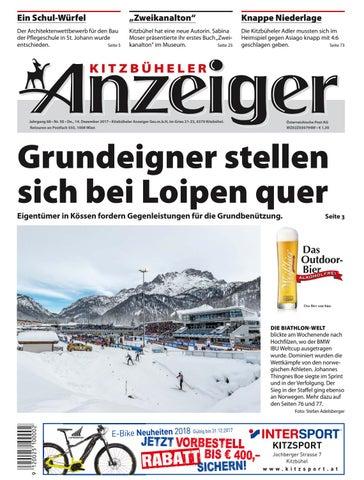 Anzeiger Kitzanzeiger 2017 50 Issuu Kitzbüheler Kw By H9IW2EDY