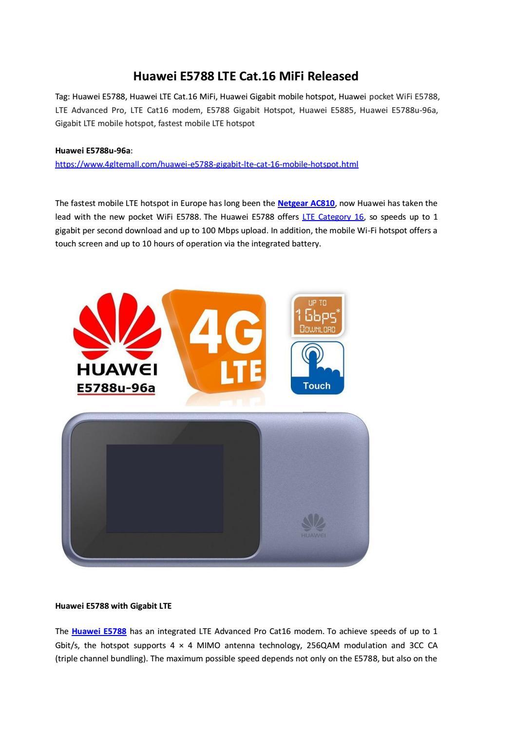 Pocket Wifi Europe