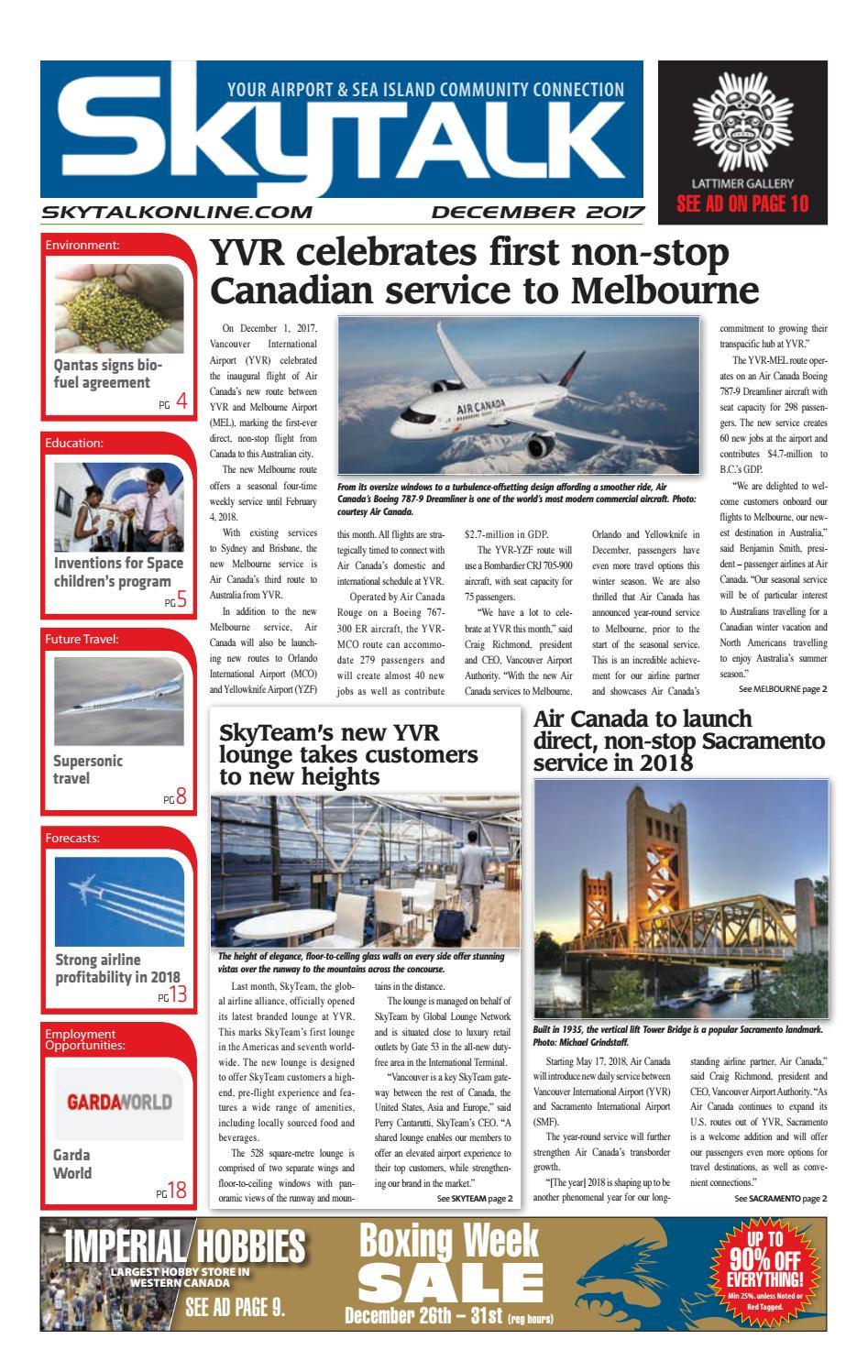 4ef193c16c SkyTalk December 2017 by Skytalk Newspaper - issuu