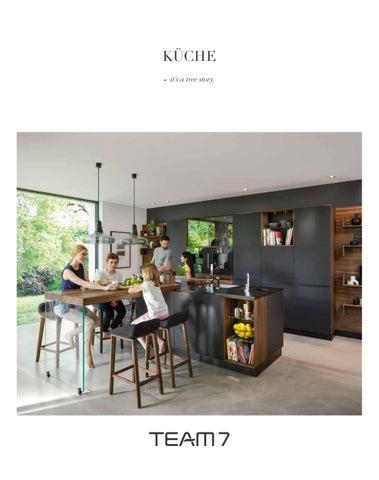 Team7 Katalog Kueche De By Perspektive Werbeagentur Issuu