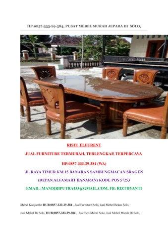 HP.0857-333-29-384, PUSAT MEBEL MURAH DI SOLO