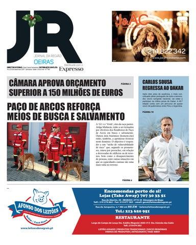 836c8c1d7 Jornal da Região de Oeiras de 14 a 20 de Dezembro de 2017 by Jornal ...