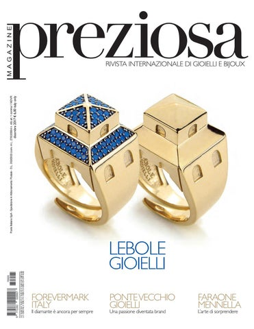 f09cd8944 Preziosa Magazine n. 5/2017 by GOLDEN AGENCY - issuu
