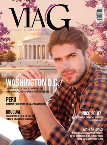 088918555d463 ViaG 50 - WASHINGTON D.C. by Editora Via - issuu