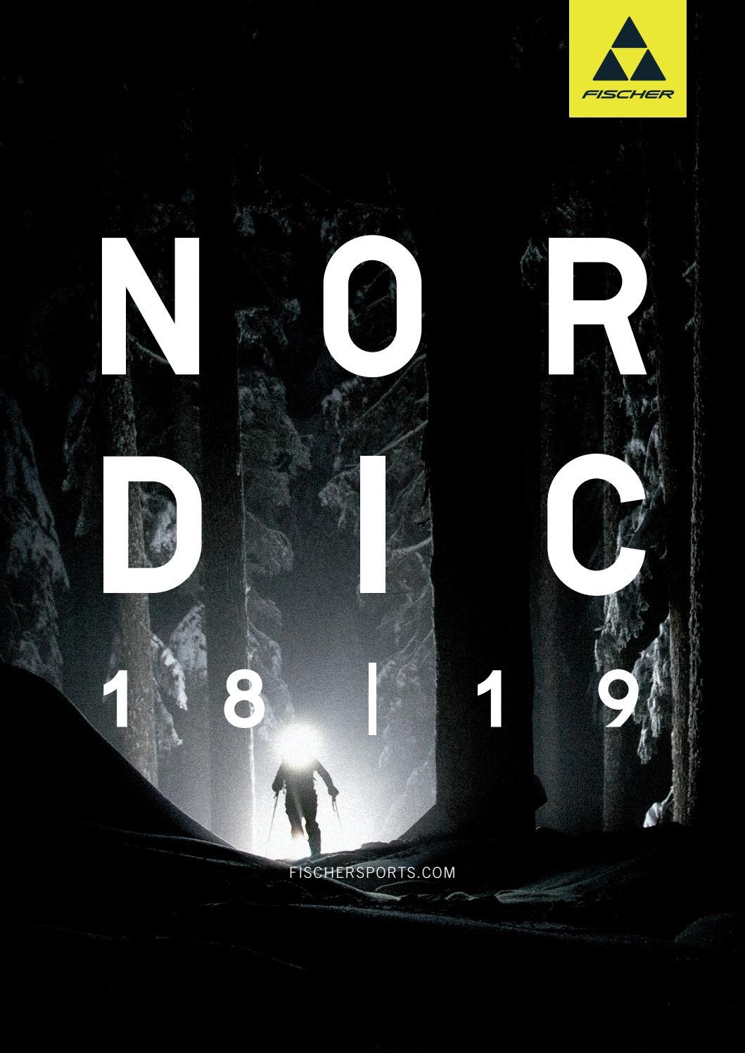 Workbook NORDIC 18|19 – English by Fischer Sports GmbH issuu