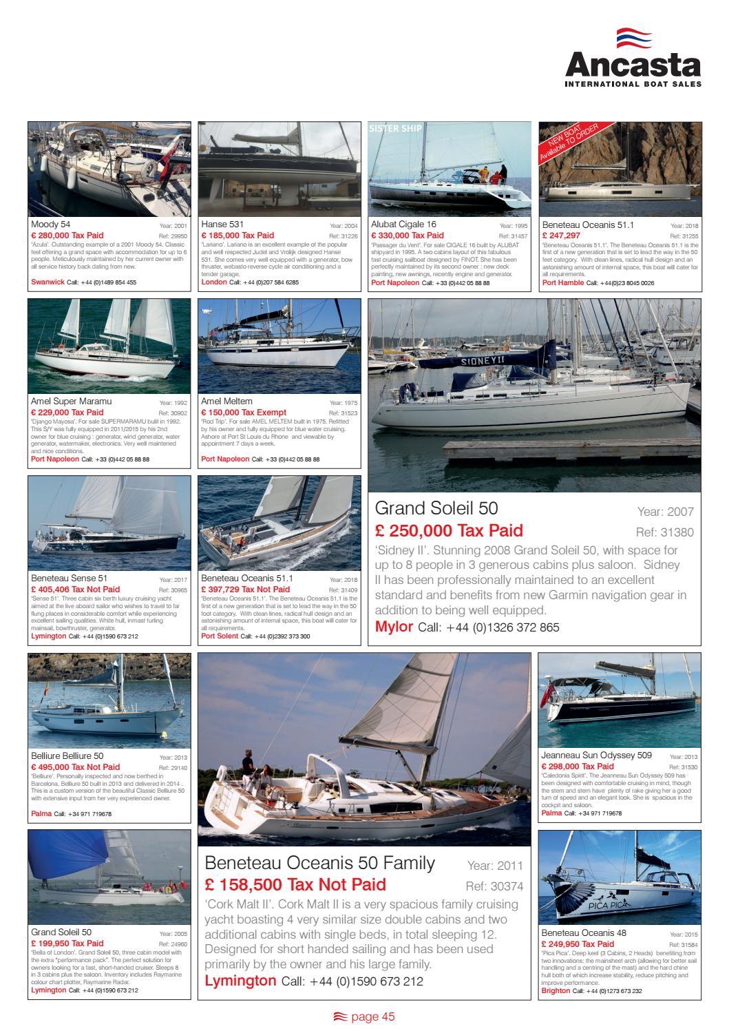 bda7c9eea0968 18 ancasta winter collection issuu by Ancasta International Boat Sales -  issuu