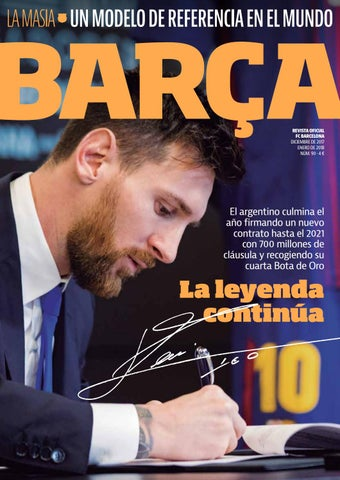 By Issuu Barça Nº90 Castellano Barcelona Fc Revista hdxsCQtr