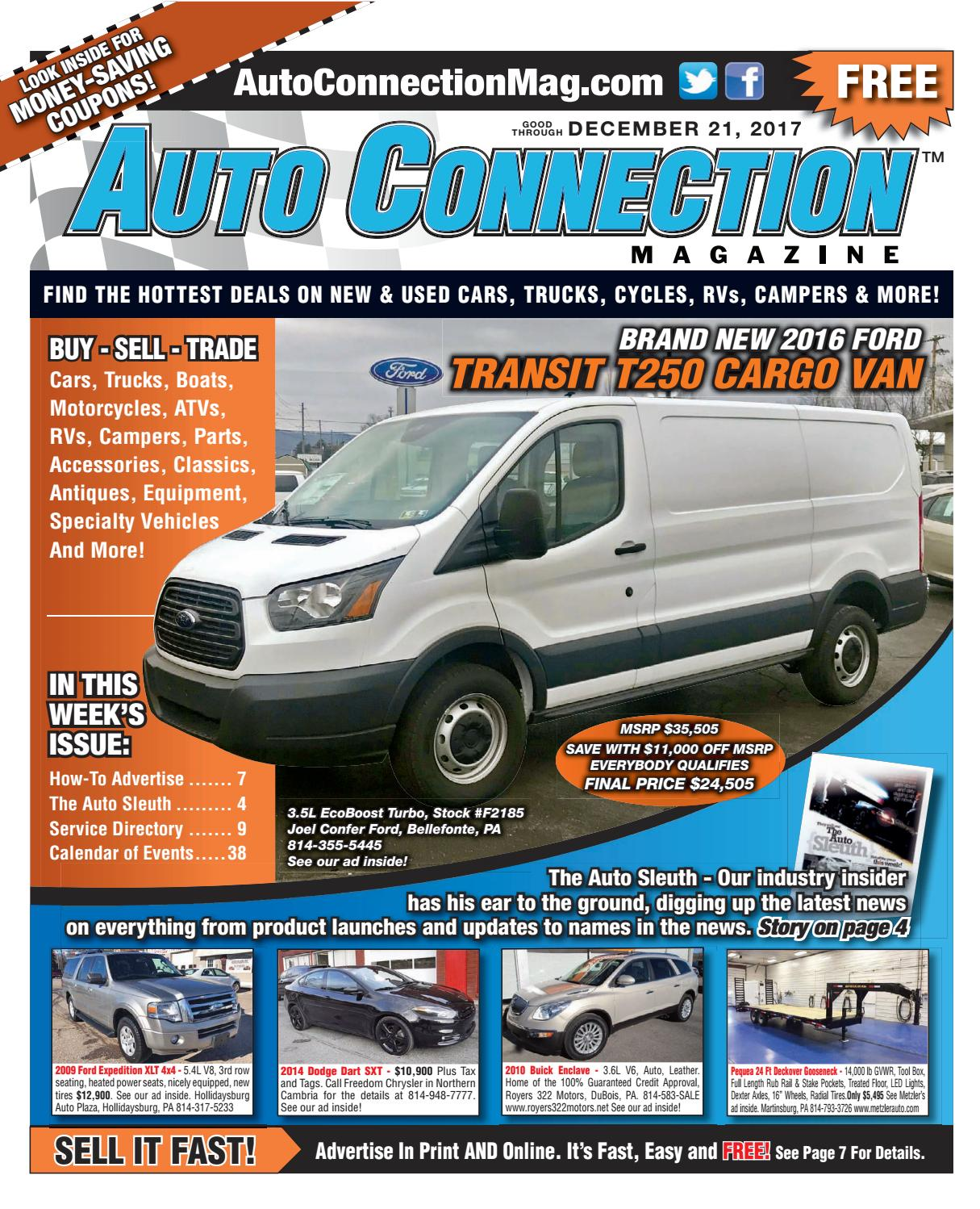12 21 17 auto connection magazine by auto connection magazine issuu fandeluxe Images