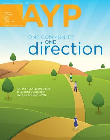 AYP magazine, December 2017 by Association of YMCA