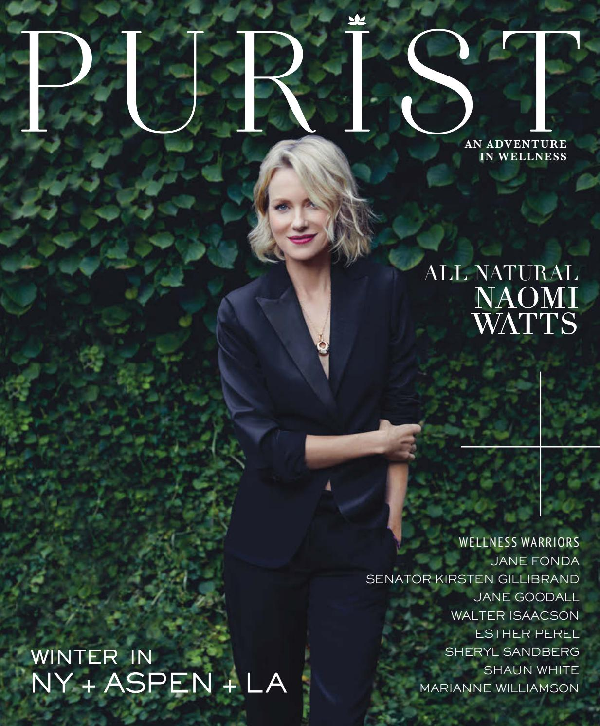 b919d6675c The Purist - Winter Issue 2017 by The Purist - issuu