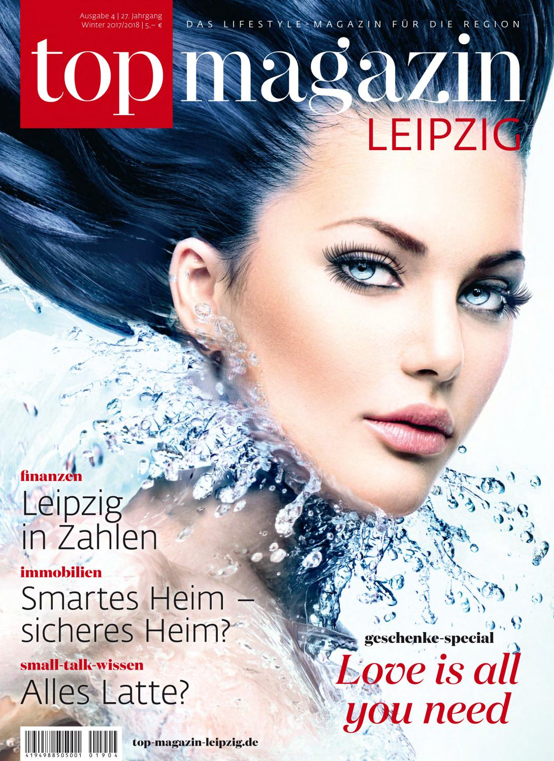 Top Magazin Leipzig Winter 2017 by Top Magazin - issuu